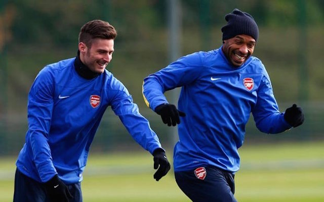 Arsene Wenger blasts Arsenal legend Thierry Henry