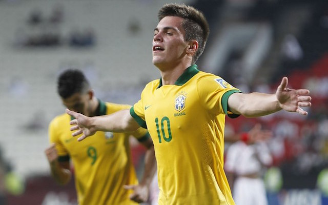 Chelsea to complete deal for Brazilian starlet 'next week'