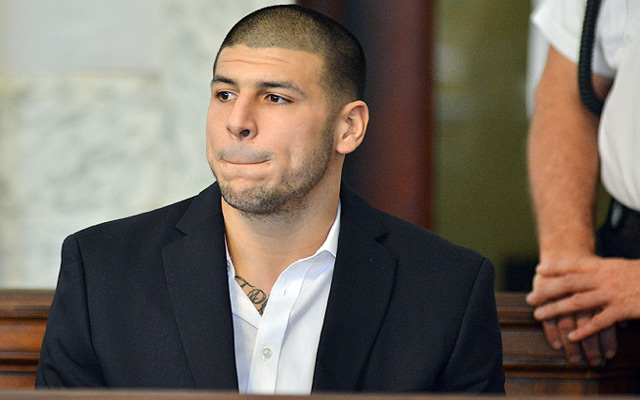 Guilty: Aaron Hernandez found guilty of 1st-degree murder, faces mandatory life sentence