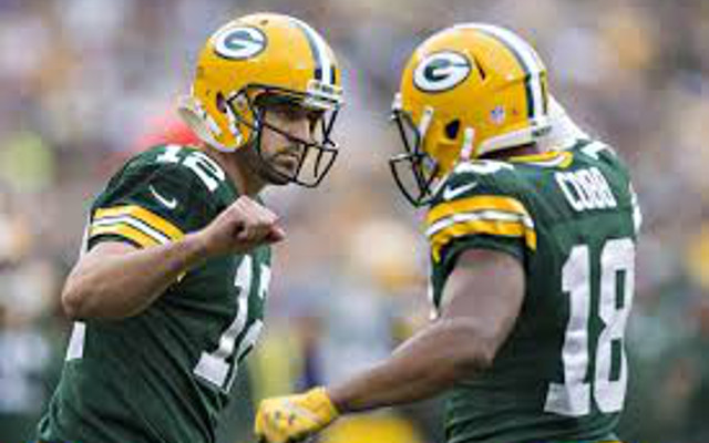 Green Bay Packers TD videos from 38-28 win over Kansas City Chiefs: Aaron Rodgers has record-setting night