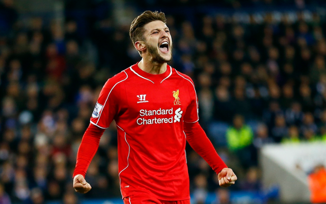 (Video) Adam Lallana goal shows he can help fill Liverpool icon Steven Gerrard's boots