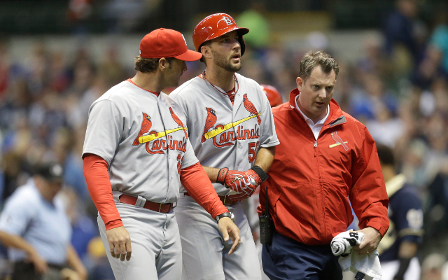 St. Louis Cardinals ace Adam Wainwright likely out for season with Achilles injury