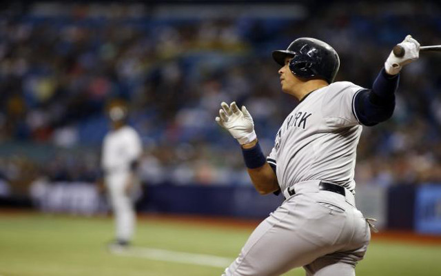 Alex Rodriguez hits two home runs in Yankees win, close to No. 4 all-time on HR list