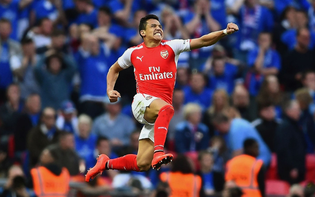 Crystal Palace v Arsenal CONFIRMED teams: Alexis returns for Gunners, Wembley hero DROPPED
