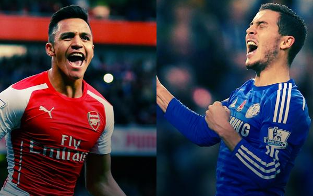 Chelsea quartet & Arsenal duo among ten candidates to win PFA Player of the Year