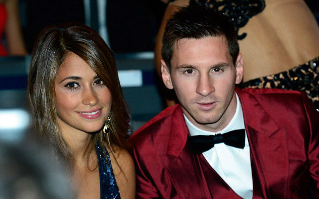 Photo: Lionel Messi's girlfriend celebrates Chelsea WAG's birthday