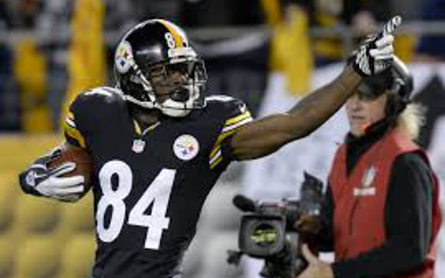 Pittsburgh Steelers All-Pro WR Antonio Brown to skip voluntary workouts in hope of new contract