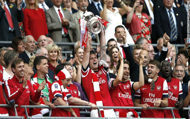 "FA Cup to be renamed ""Emirates FA Cup"" as part of £30m sponsorship deal"