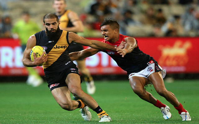 Richmond midfielder Bachar Houli expresses sadness following alleged racial abuse by John Burns