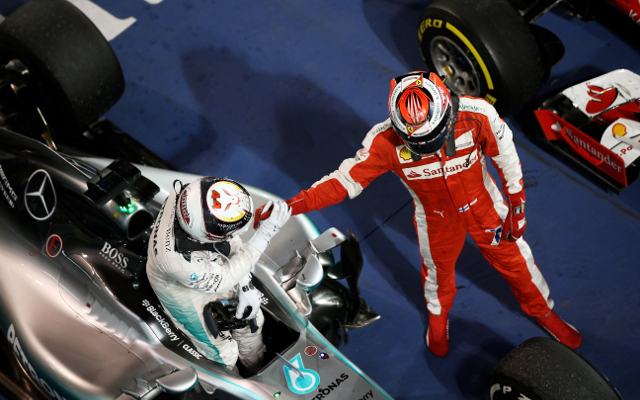 Lewis Hamilton wins the Bahrain Grand Prix to extend lead in F1 standings