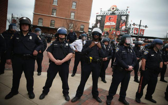 Baltimore Orioles postpone 2nd straight home game amidst violence and riots