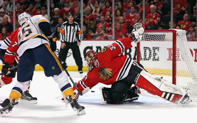 NHL Playoffs 2015: Chicago Blackhawks cruise to Game 3 win over Nashville Predators