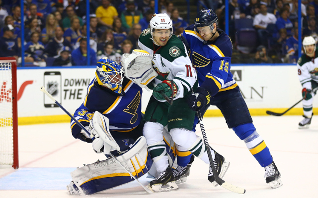 NHL Playoffs 2015: St. Louis Blues pull away from Minnesota Wild with 4-1 win to even series
