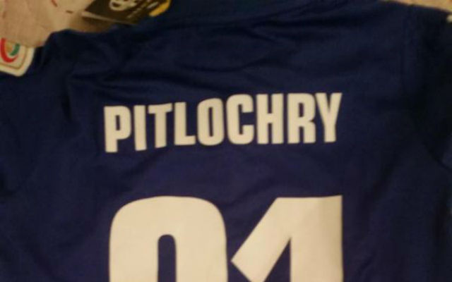 (Image) Autocorrect ruins poor lad's 'Pirlo' Juventus shirt