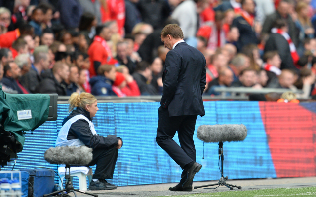 """""""Rodgers out!"""" Aston Villa 2-1 Liverpool – Twitter reacts to the Reds crashing out of FA Cup semi-final"""