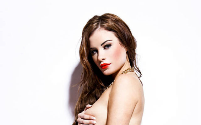 Private: (Images) Jack Wilshere's new squeeze Carla Howe opens up on imminent sex tape release