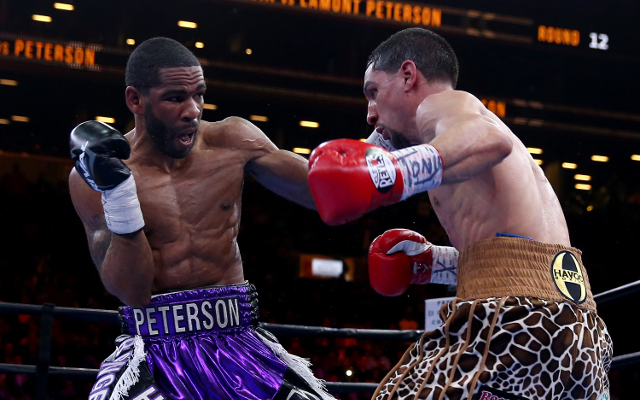 (Video) Boxing: Danny Garcia remains unbeaten after close decision win over Lamont Peterson