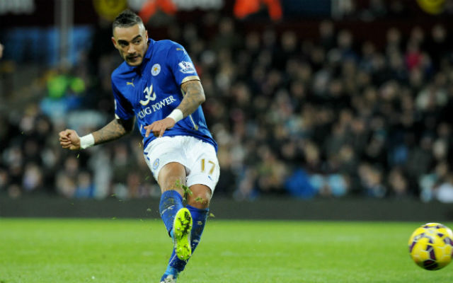 Leicester star Danny Simpson catches mysterious couple romping on his hotel bed
