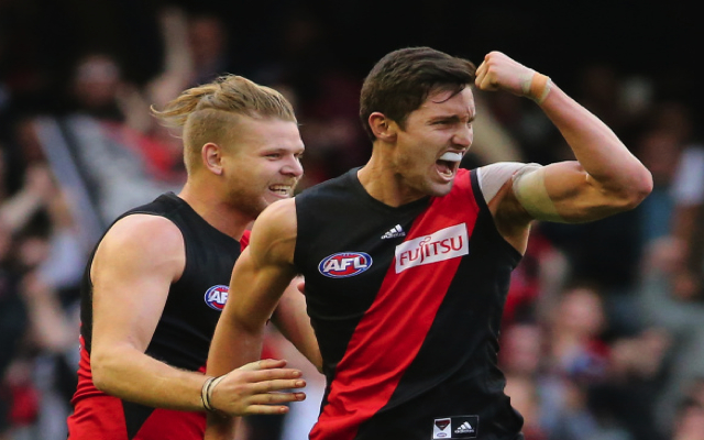 Essendon star midfielder to miss three months of AFL action