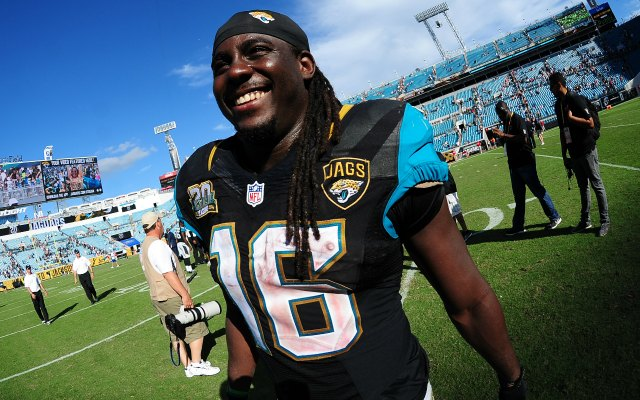 Former college QB Denard Robinson says he should be Jaguars starting RB