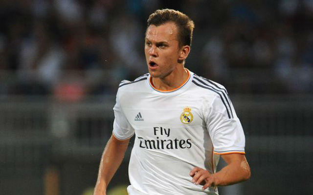 Liverpool bid £22m for Real Madrid winger