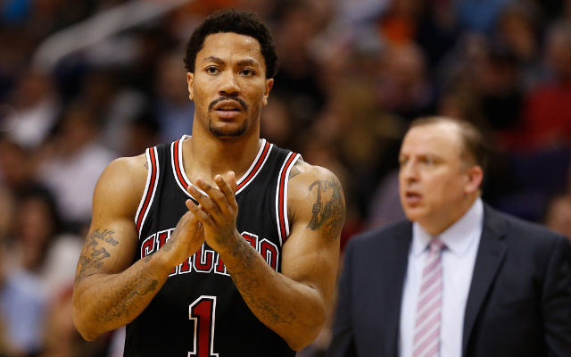 (Video) NBA round-up: Derrick Rose leads Chicago Bulls to win