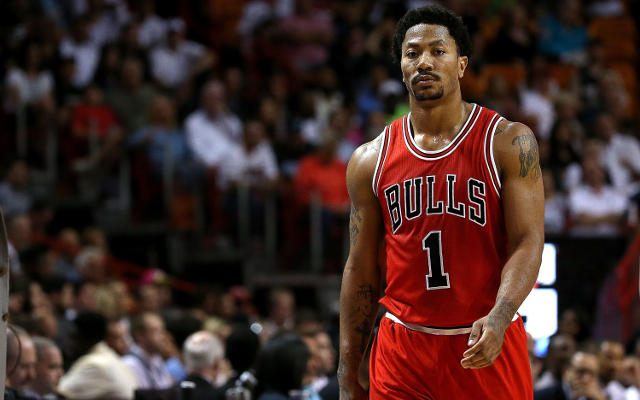 (Video) NBA Playoffs Highlights: Derrick Rose stars in Chicago Bulls Game 1 win
