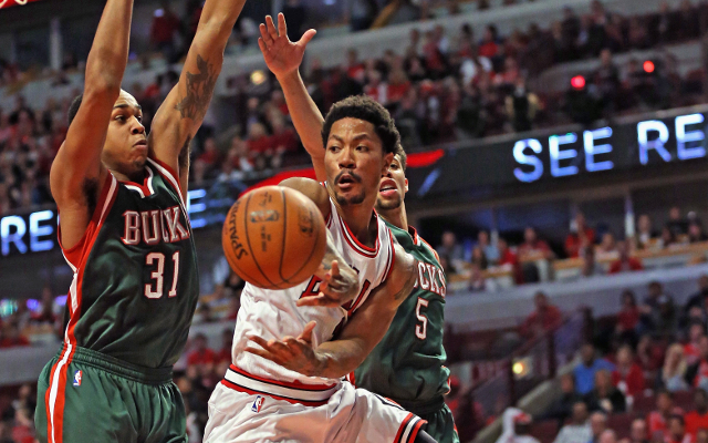 NBA news: Chicago Bulls coach wants Derrick Rose to 'go harder' to get free throws