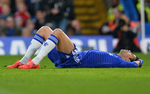 Unsettled Diego Costa wants transfer away from Chelsea