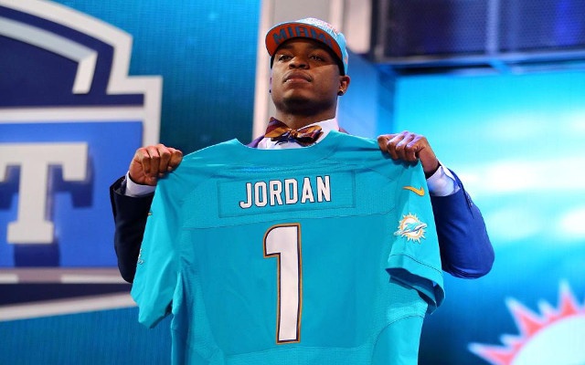 Miami Dolphins draft bust Dion Jordan suspended for 2015 season for substance abuse
