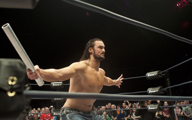 Drew Galloway interview: 'Standing up' with The Rising, battling the BDC and TNA ambitions