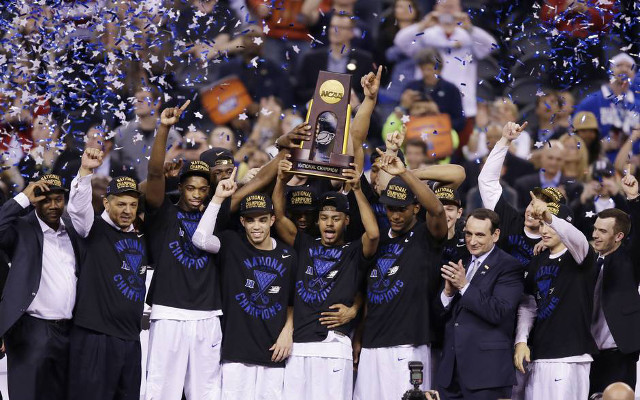 (Tweets) NFL stars react to Duke's win in NCAA Championship Game