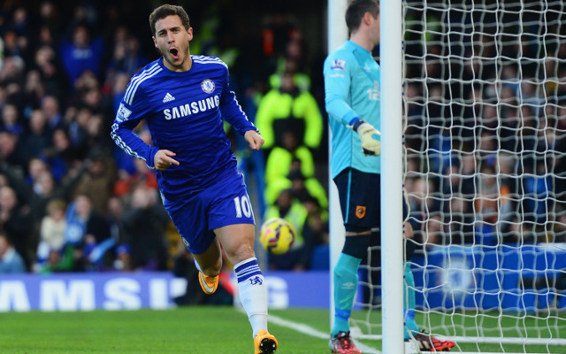 Real Madrid ponder swap deal for Chelsea's Eden Hazard with Gareth Bale going the other way