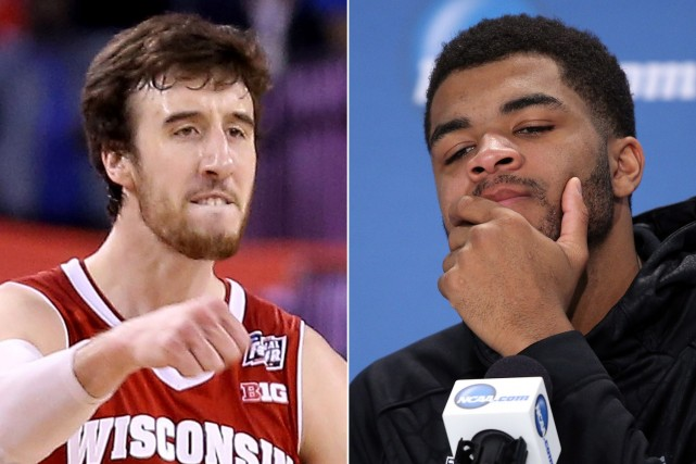 "Frank Kaminsky on Andrew Harrison's comment: ""I'm over it"""