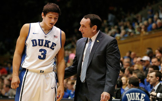 Duke hero Grayson Allen returning to school for sophomore season