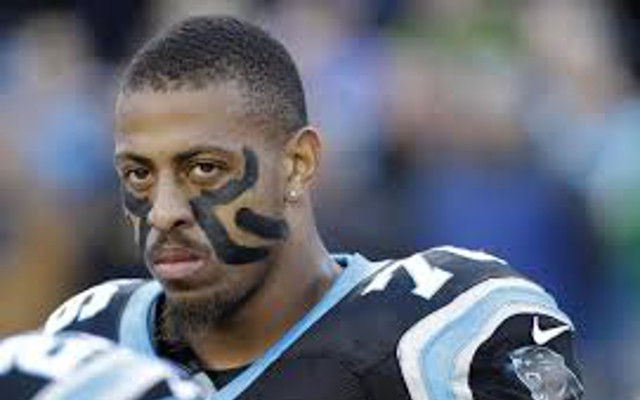 (Images) Cowboys DE Greg Hardy makes 9/11-related joke on Twitter about former team