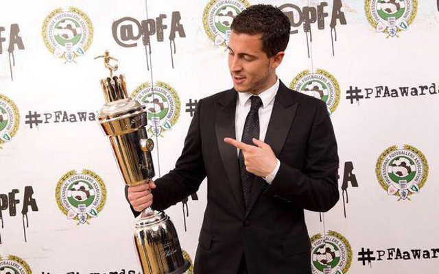 Eden Hazard PFA Player of the Year: Chelsea star wins vote by landslide but divides opinion on Twitter