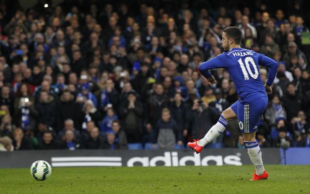 Chelsea trio included in La Liga & Premier League combined XI