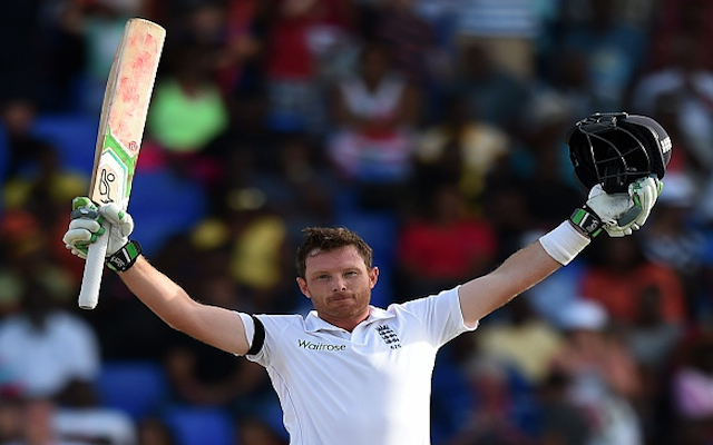 Ian Bell saves England in day one of opening Test against West Indies