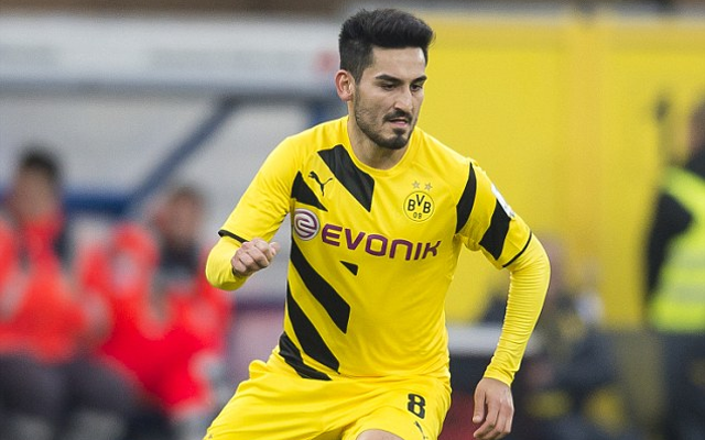 Manchester United close in on Gundogan & eye £18m Serie A signing