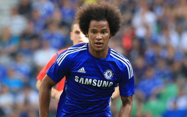 DONE DEAL: Attacker signs four-year contract at Chelsea