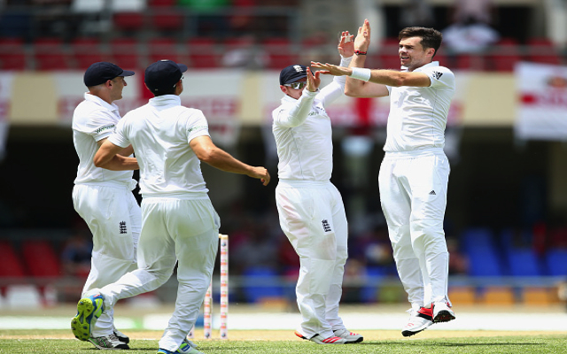 West Indies v England: Three Lions maintain advantage following solid bowling performance