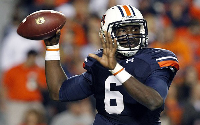 Auburn Tigers name QB Jeremy Johnson starter for 2015
