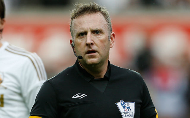 Aston Villa v Arsenal: FA Cup final referee to become manager