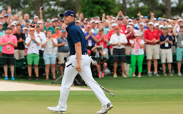 (Video) Masters 2015: Jordan Spieth claims green jacket with record score