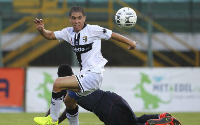 Chelsea prepare for battle to sign Parma starlet Jose Mauri
