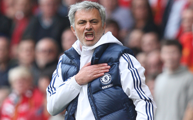 Chelsea boss Jose Mourinho responds to sack rumours (video)