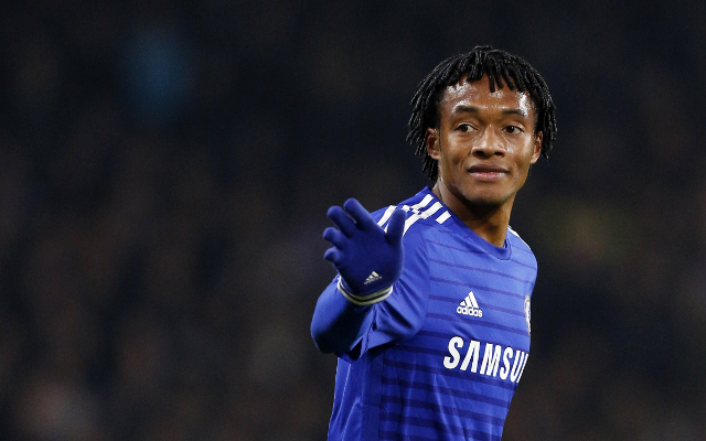 Juan Cuadrado squad number: Chelsea give £26.1m FLOP LEGENDARY shirt