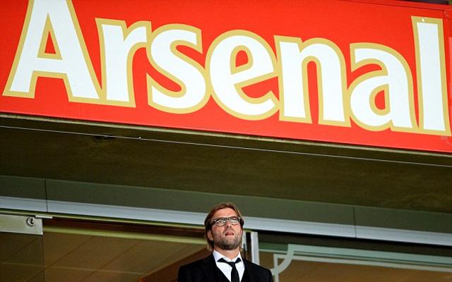 Jurgen Klopp's Arsenal XI with three signings from old club Borussia Dortmund