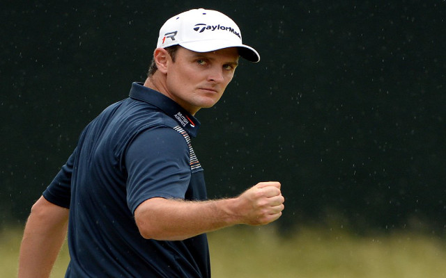 Justin Rose cuts into Jordan Spieth's lead at Masters Sunday